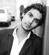 Kunal Nayyar:one of the most attractive Indian men I've ever seen!