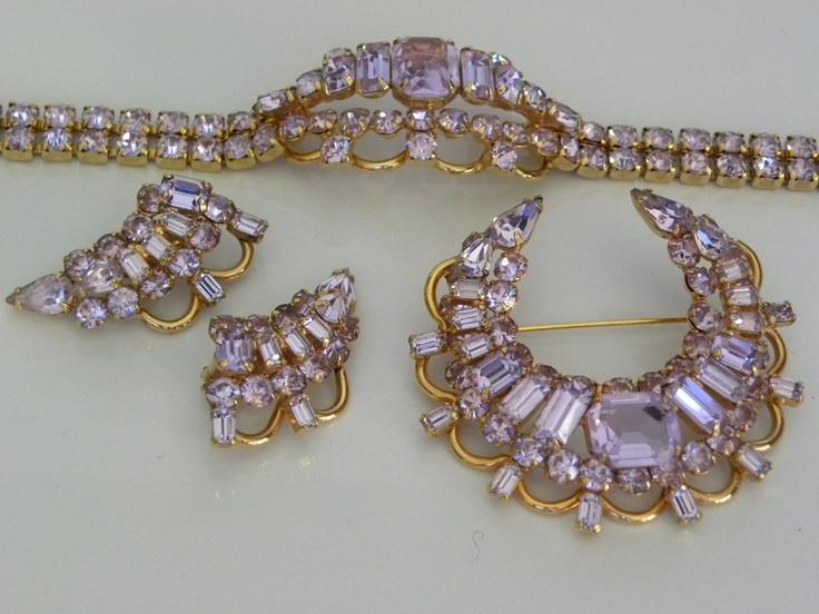 kramer of new york vintage costume jewelry pinterest