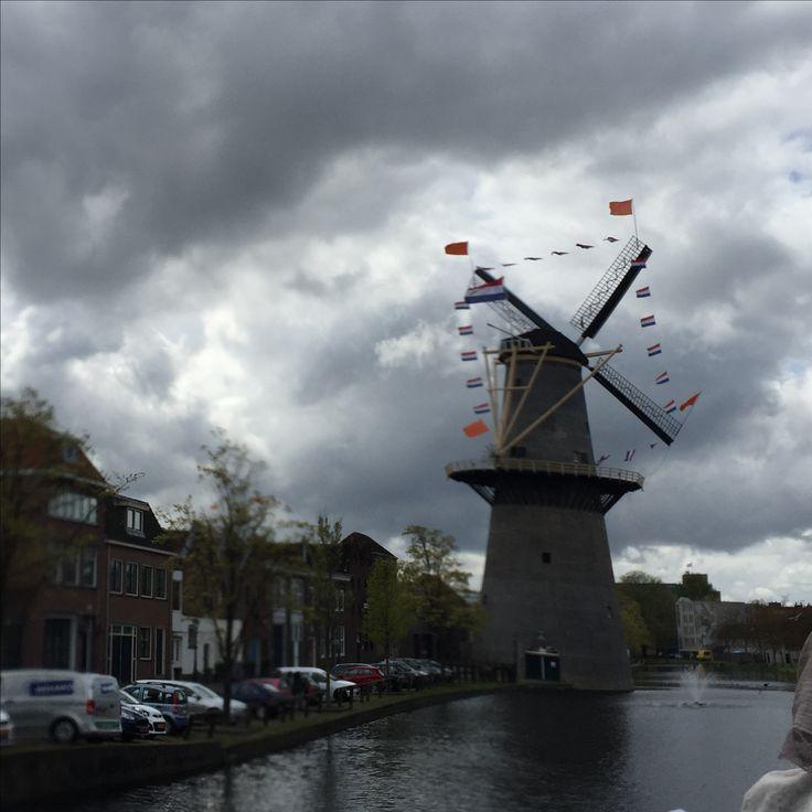 Koningsdag in Schiedam 2017