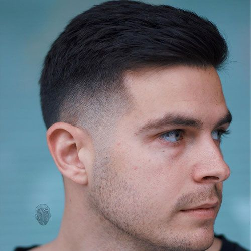 25 Best Mens Crew Cut Hairstyles 2019 Guide Best Hairstyles For