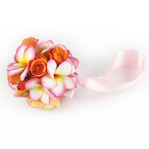 Flower ball by Loveflowers. FInd your perfect wedding flowers at www.loveflowers.com.au