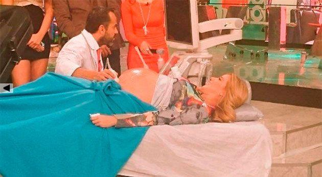 Raquel bigorra se hizo un ltimo ultrasonido en televisi n for Ultimos chimentos del espectaculo