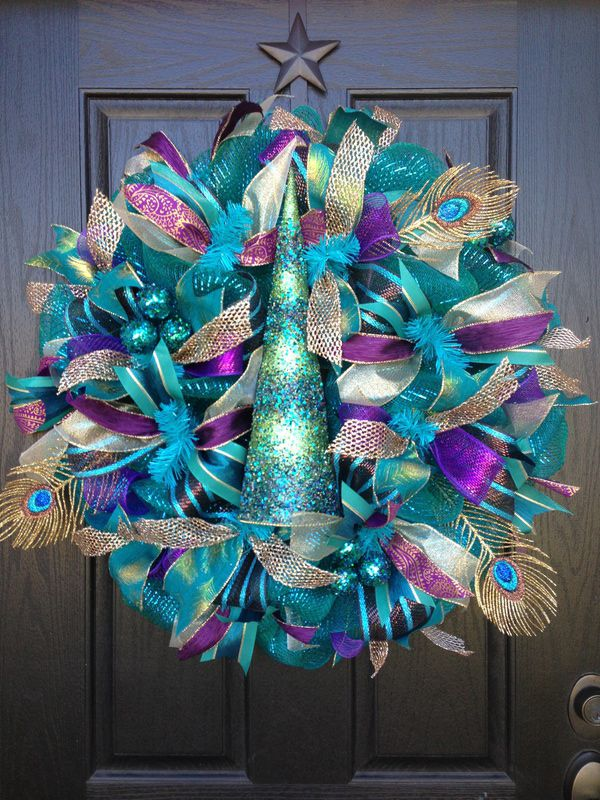 Wreath By Glitzy Wreaths Httpwwwfacebookcom