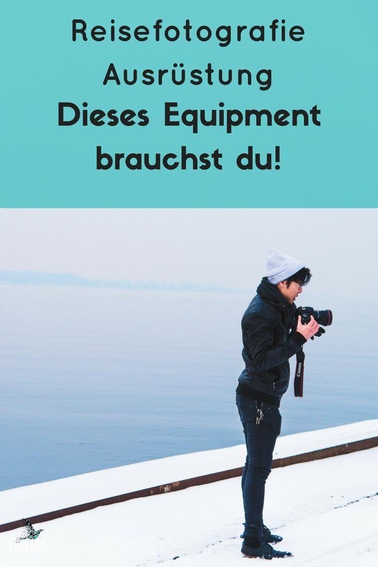 In diesem Artikel findest du die perfekte Reisefotografie Ausrüstung, damit deine Fotos und deine nächste reise perfekt werden!