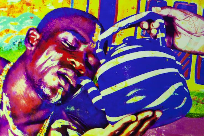 Paul Sika On The Influence of Cinema, Video Games & Manga On His Photography Okayafrica.