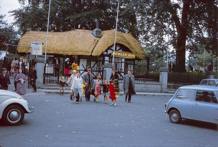 Zoo entrance 1964