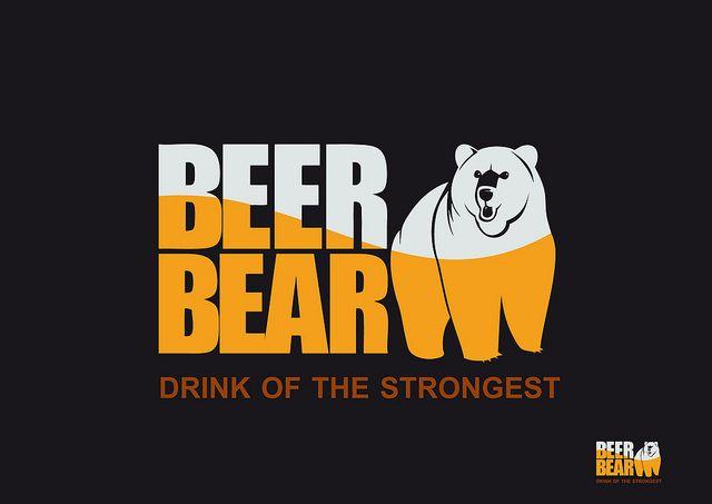 BEAR BEER logo by daniel0ne, via Flickr