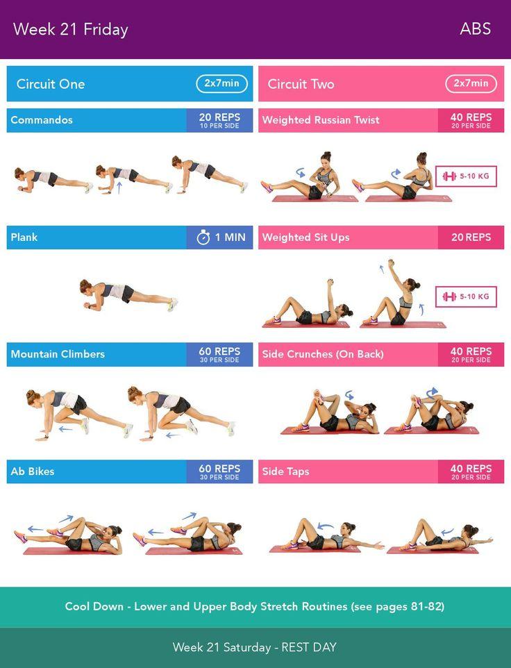 ISSUU - Bikini Body Guide two by Tiare Kirkland