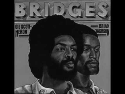 Gil Scott Heron - Message to the Messengers...he was a genius/poet...  He used his mind to disturb the universe!