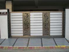 driveway gates steel - Google Search