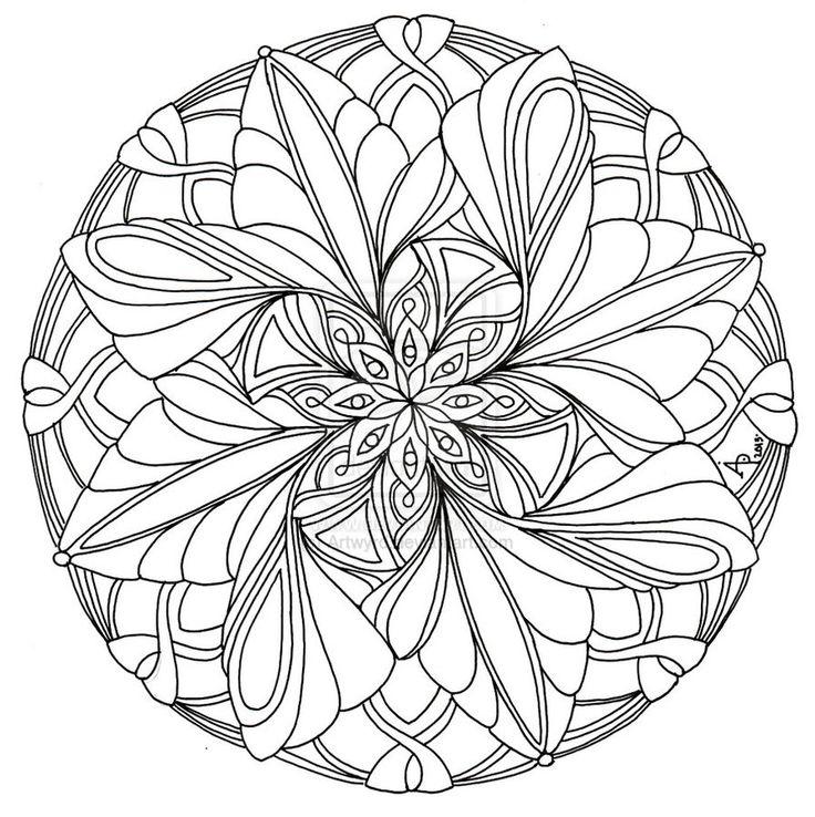 Line Art Mandala : Best images about line art mandala on pinterest