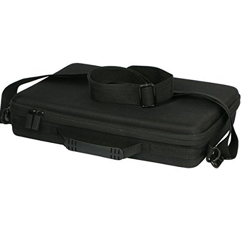 Hard Travel Case Bag for Epson WorkForce WF-100 Wireless Mobile Printer by CO2CREA 4