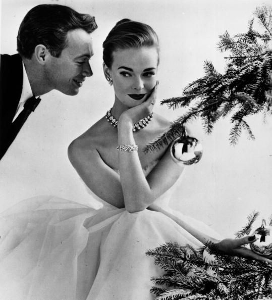 Vintage love, December 1955. Photo by John French