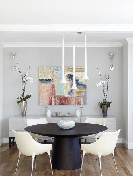 marili forastieri Modern & Contemporary Dining Room Design