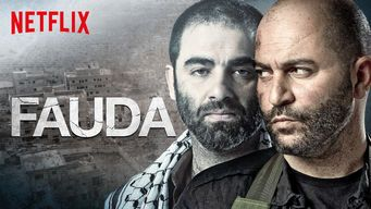 """""""Fauda"""" (Arabic for 'Chaos') depicts the two-sided story of the Israeli-Palestinian conflict. Doron, a commander of undercover Israeli unit operating inside Palestinian territories, and his team, are hunting down Hamas activist Abu-Ahmed. On the other side of the fence, the tragic life of Abu-Ahmed and his family, and the reasons for their escalating hatred towards Israel."""