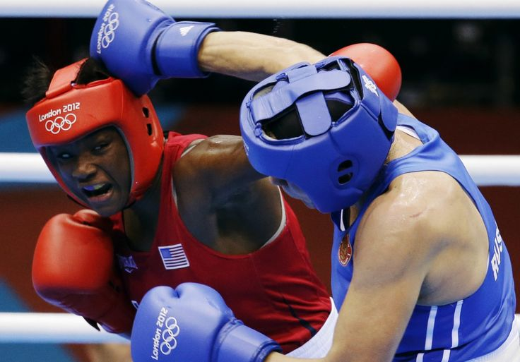 cool Olympic boxing gold medalist Claressa Shields sets pro debut