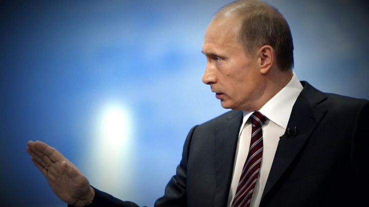 """He also questioned the effectiveness of tightening sanctions, as the U.S. has suggested, saying that they will not change the behavior of Kim Jong Un and his regime.  North Korea """"would rather eat grass"""" than abandon its nuclear program """"as long as they do not feel safe,"""" Putin said. The Russian leader urged dialogue with Pyongyang."""