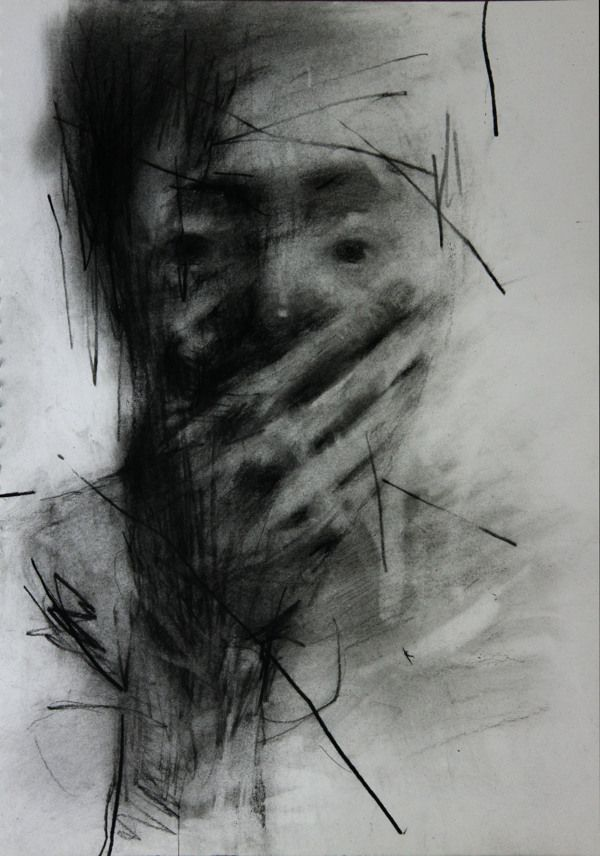 1000  ideas about abstract charcoal art on pinterest