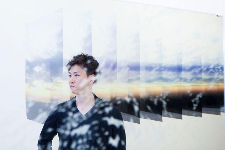 Nobuhiro Nakanishi - Layer Drawings, 2004-2016