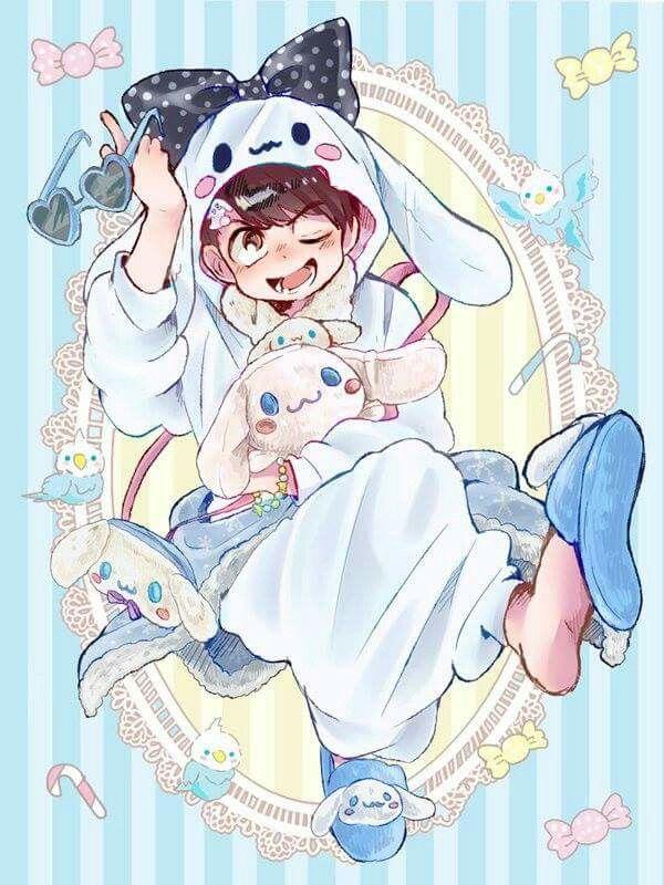 Osomatsu-san- Karamatsu #Anime「♡」 San-x/ Sanrio