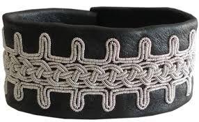 Bildresultat för broderat armband