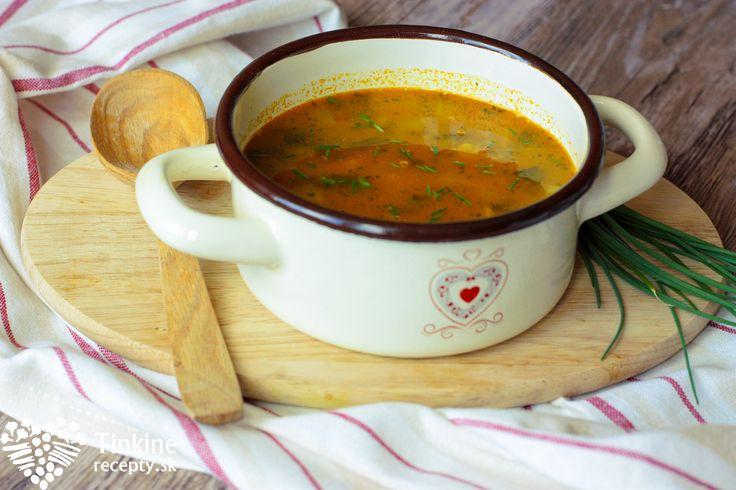 Hlivová minestrone - Powered by @ultimaterecipe