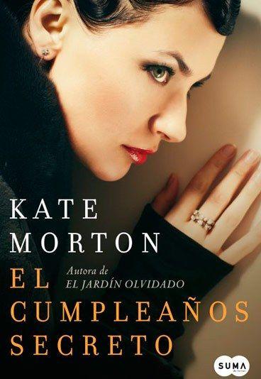 El cumpleaños secreto de Kate Morton - 10 Libros recomendados para mujeres - Día del Libro