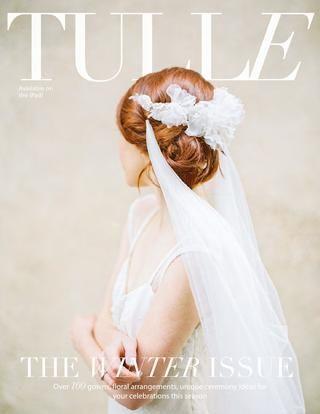 Tulle Magazine AW14