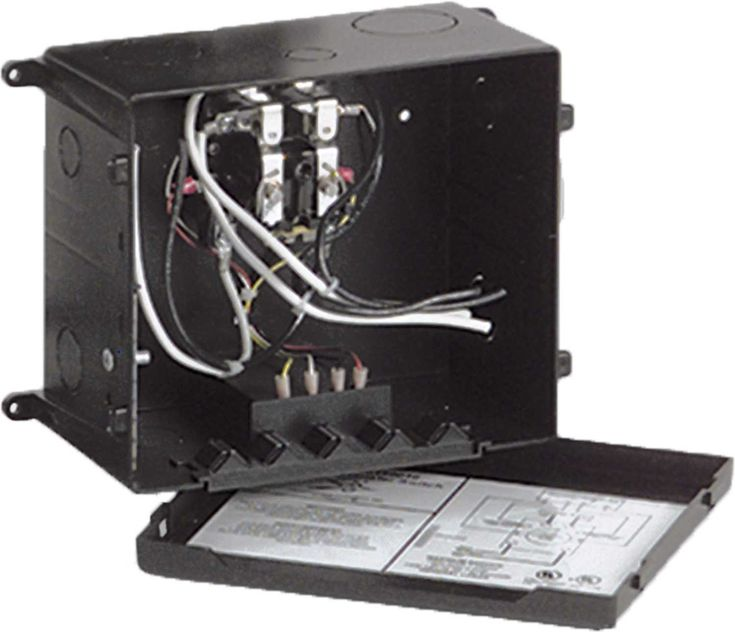 Automatically transfer 120volt power from your generator