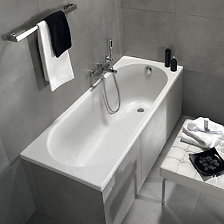 Die besten 25+ Badewanne 170x75 Ideen auf Pinterest Wohnung - badezimmermöbel villeroy und boch