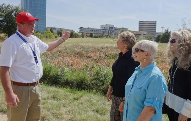 Would you like to volunteer at the George W. Bush Library? Learn more about it here.