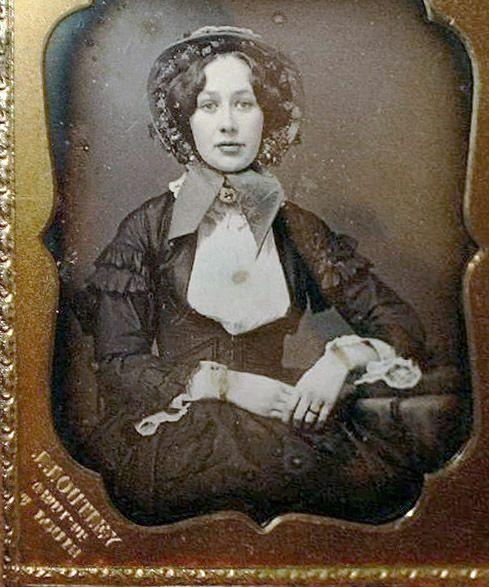 daguerreotype, J.J. Outley patent, 1850's.