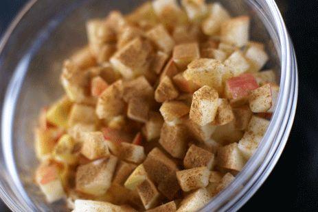 Apple Cinnamon Oatmeal | Recipe