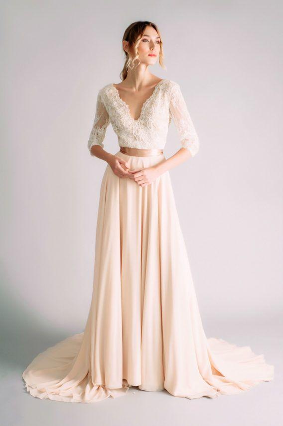 hyra brudtärna klänning