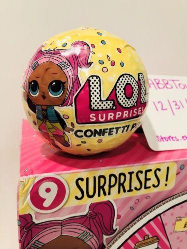 Surprise Series 3-1 Confetti Pop L.O.L