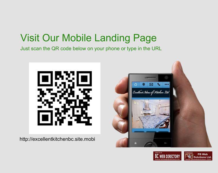 click to contact us #mobilelandingpage