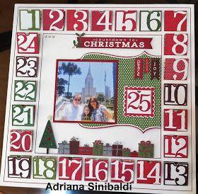 Calendário para o mês de dezembro até o Natal, com escrituras Sud sobre o nascimento de Jesus.   Foi tanto amor por este calendário, que foi...