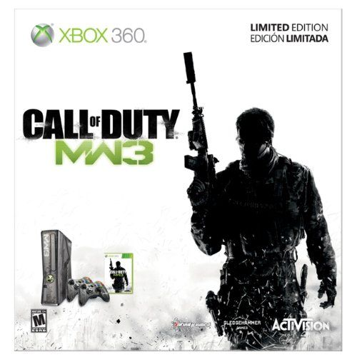 Review Cheap Xbox 360 Limited Edition Call of Duty: Modern Warfare 3 Bundle