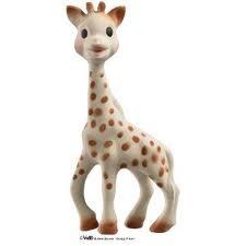 Vulli - Sophie the Giraffe Natural Teether