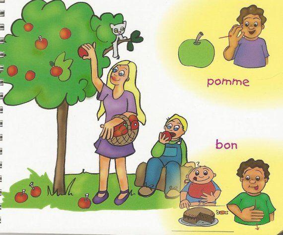 Pomme, bon - Page 7 signe avec bébé