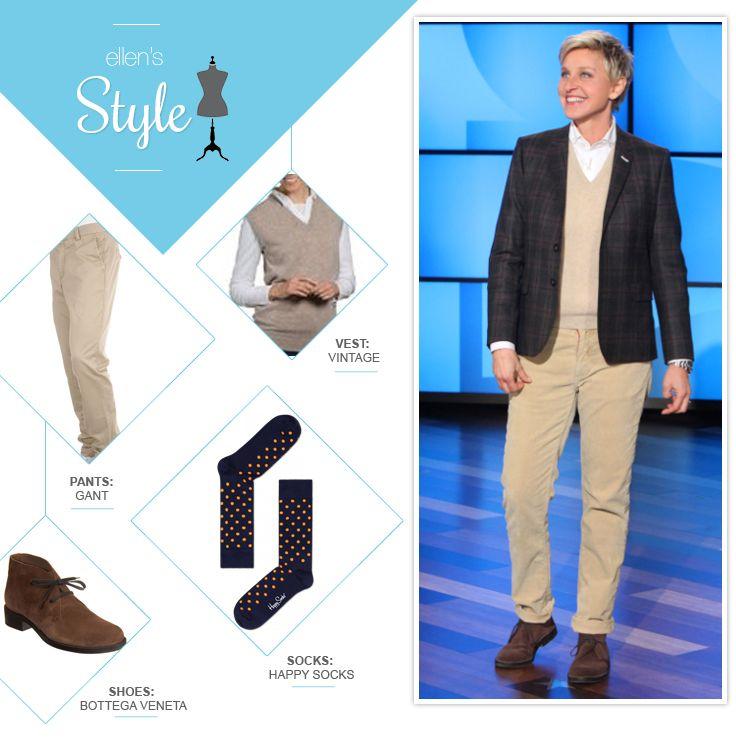 Ellen DeGeneres Style, Fashion & Looks - StyleBistro 40