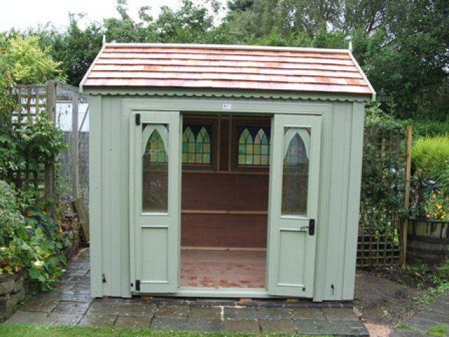 Garden Sheds And Summerhouses 33 best summer house / garden images on pinterest   log cabins