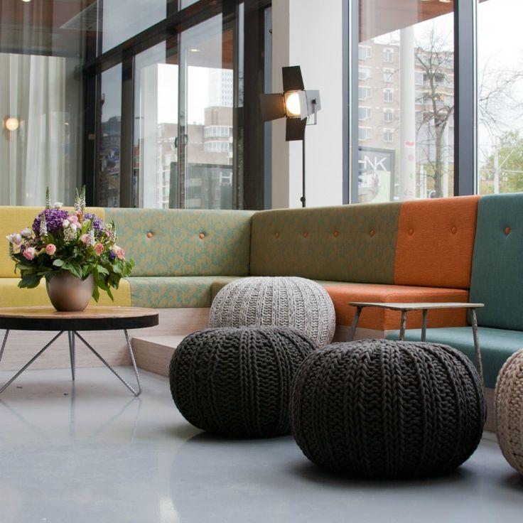 Het Nieuwe Kantoor Rotterdam #coworking #guidetour #inspiration