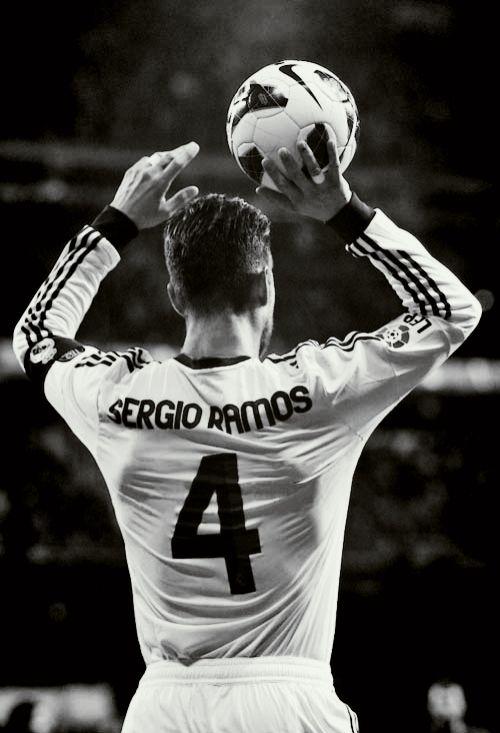 Sergio Ramos El 4 Galactico!