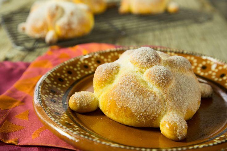 Prepara este esponjosito y azucarado pan de muerto fácil. Te enseñamos paso a paso cómo hacerlo para que deleites a todos en casa con su incomparable sabor. Nunca fue más fácil hacer un delicioso pan de muerto casero.