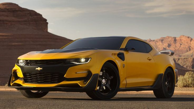 Bumblebee Returns as Another Wicked Camaro