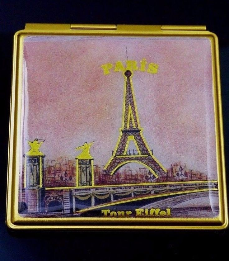 17 Best Images About Paris Compacts On Pinterest