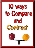 Because it is such an important skill to master.Compare And Contrast, Ideas, Schools, Teaching, Languages Art, Bloom, Compare Contrast, Popular Pin, Mindfulness