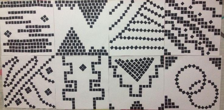 Diseño Básico abstracción, By Erika Martínez