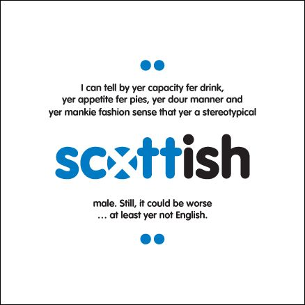 58 best scottish sayings images on pinterest scotland scottish quirky greetings cards say happy birthday sorry get well in a distinctively different way m4hsunfo